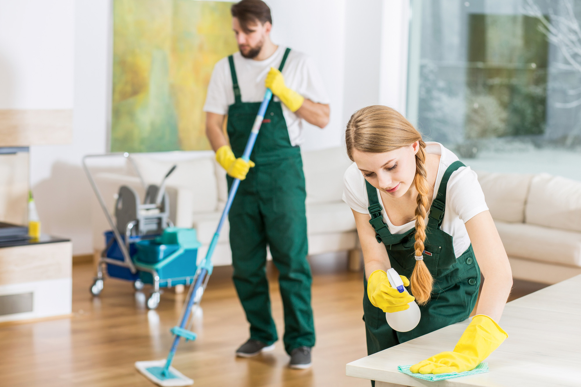 """""""What gets measured gets done."""" Value for money in commercial cleaning services – The Nirvana Way"""